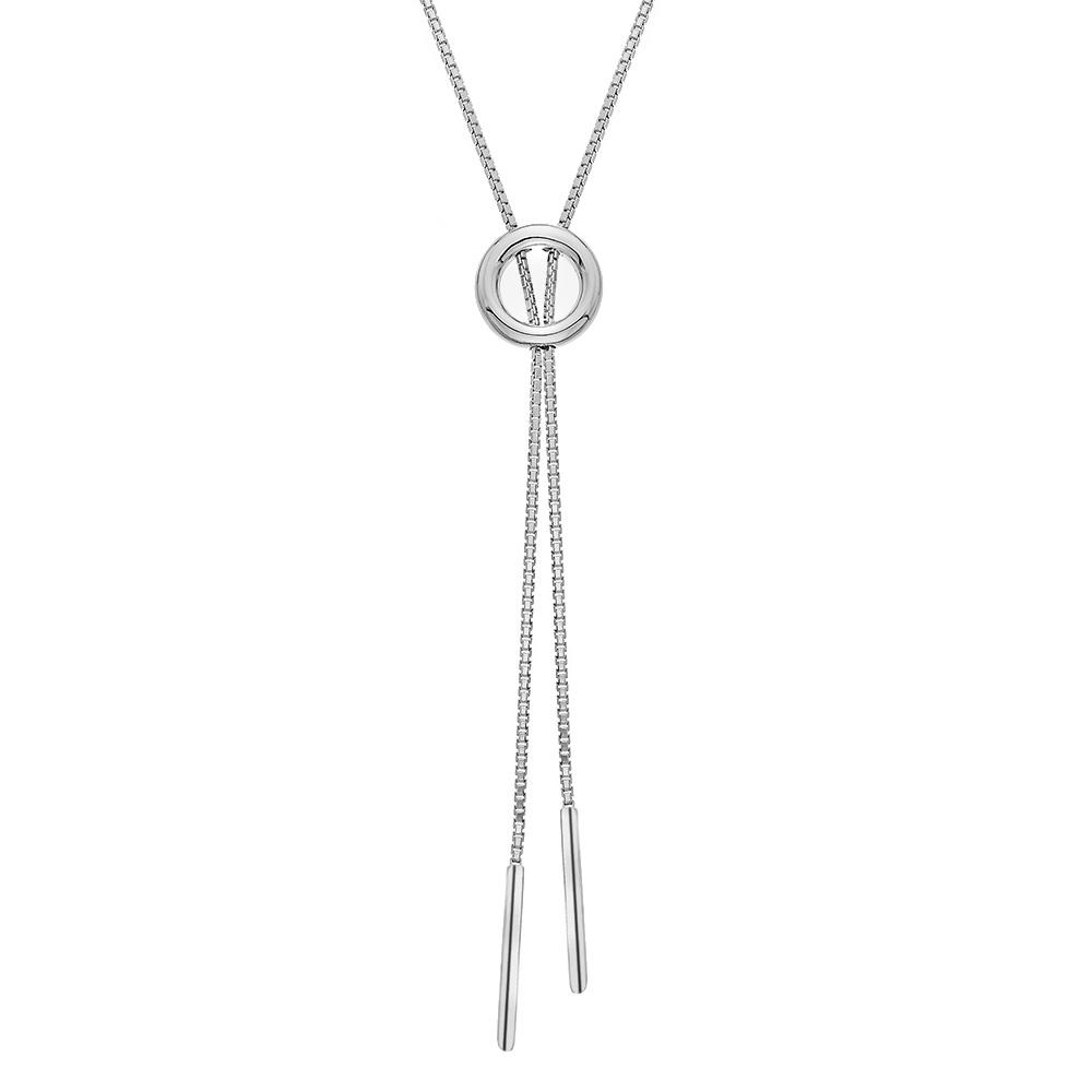 Støíbrný náhrdelník Hot Diamonds Love DN116