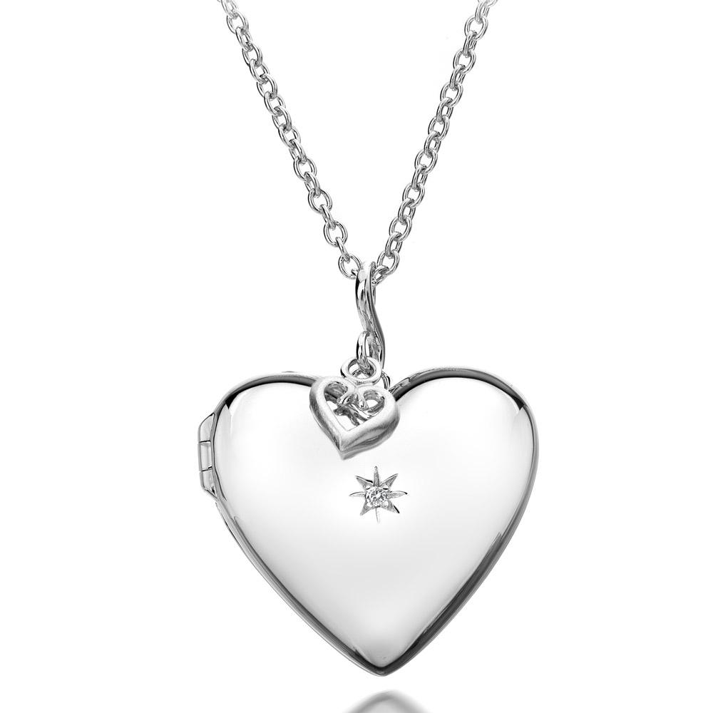 Náhrdelník Hot Diamonds Just Add Love DP132