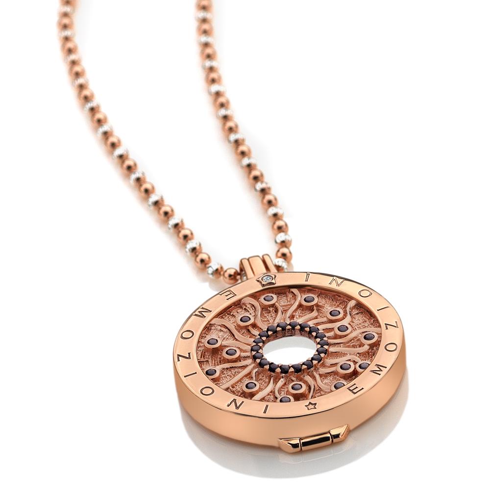 Støíbrný náhrdelník Hot Diamonds Emozioni DP447EC150CH019