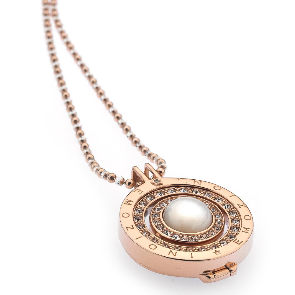 Støíbrný náhrdelník Hot Diamonds Emozioni DP447EC223CH019