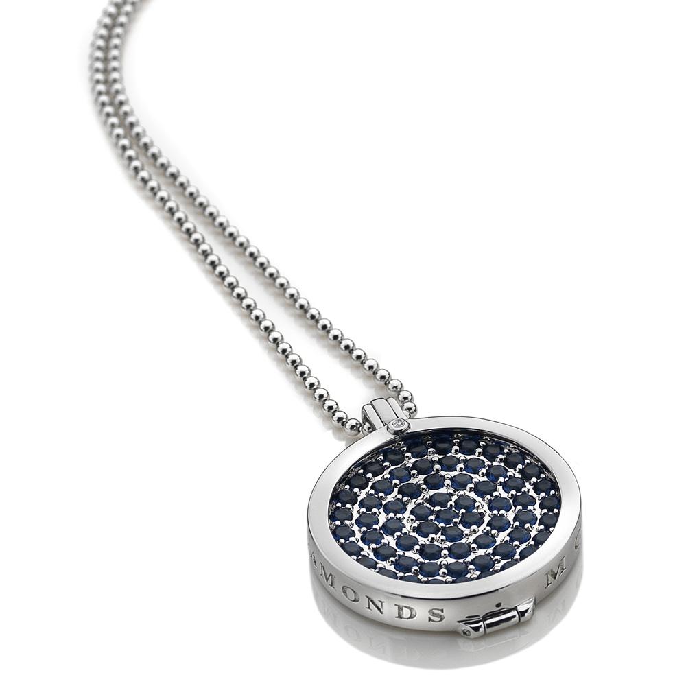 Støíbrný náhrdelník Hot Diamonds Emozioni DP448CH016EC051