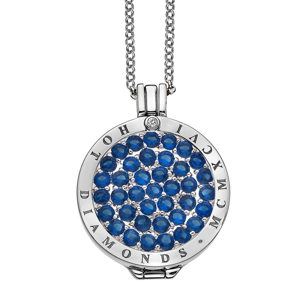 Støíbrný náhrdelník Hot Diamonds Emozioni DP450CH025EC050