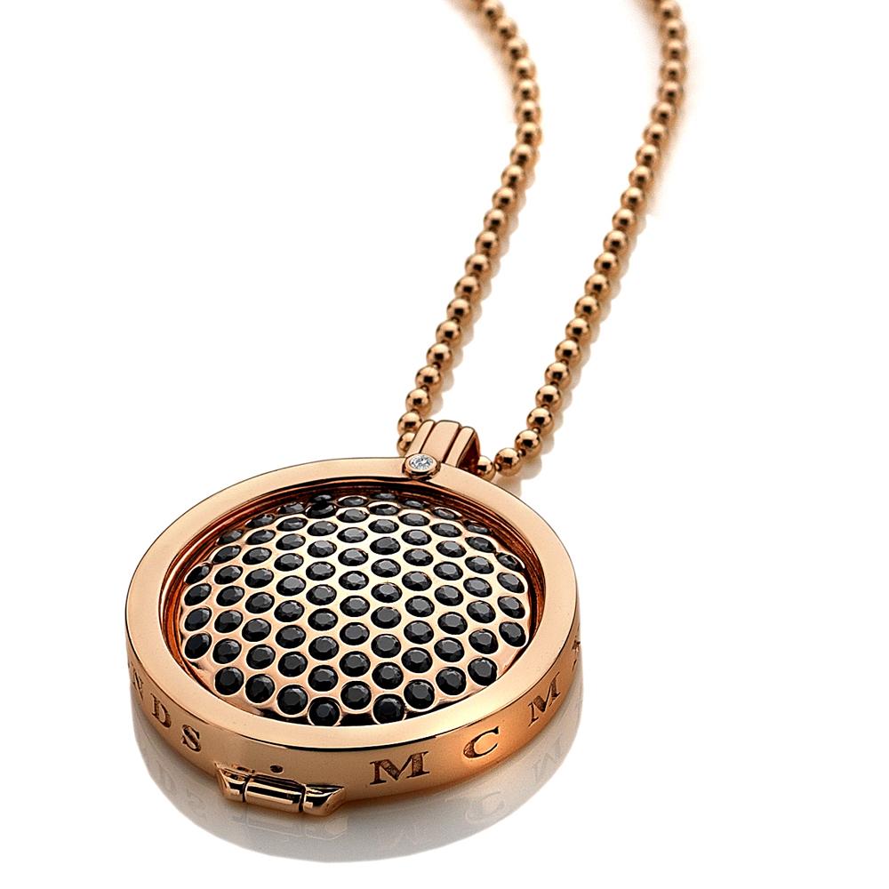 Støíbrný náhrdelník Hot Diamonds Emozioni DP485CH007EC182