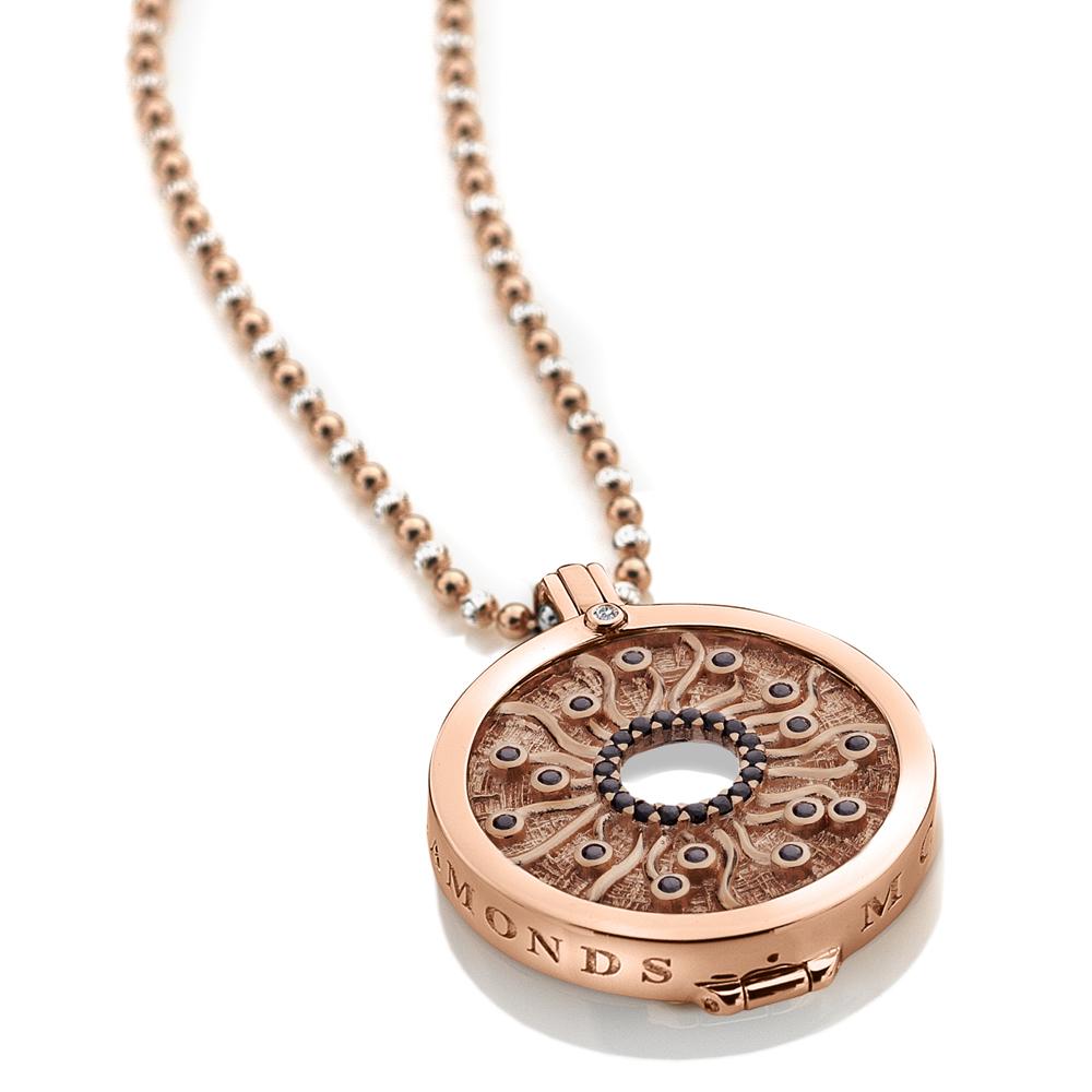 Støíbrný náhrdelník Hot Diamonds Emozioni DP485CH019EC142