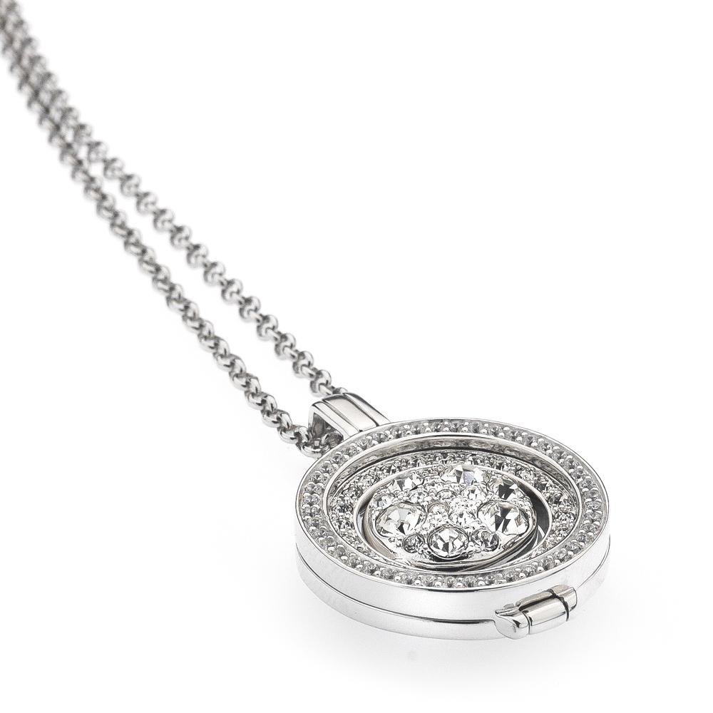 Støíbrný náhrdelník Hot Diamonds Emozioni DP487EC224CH025