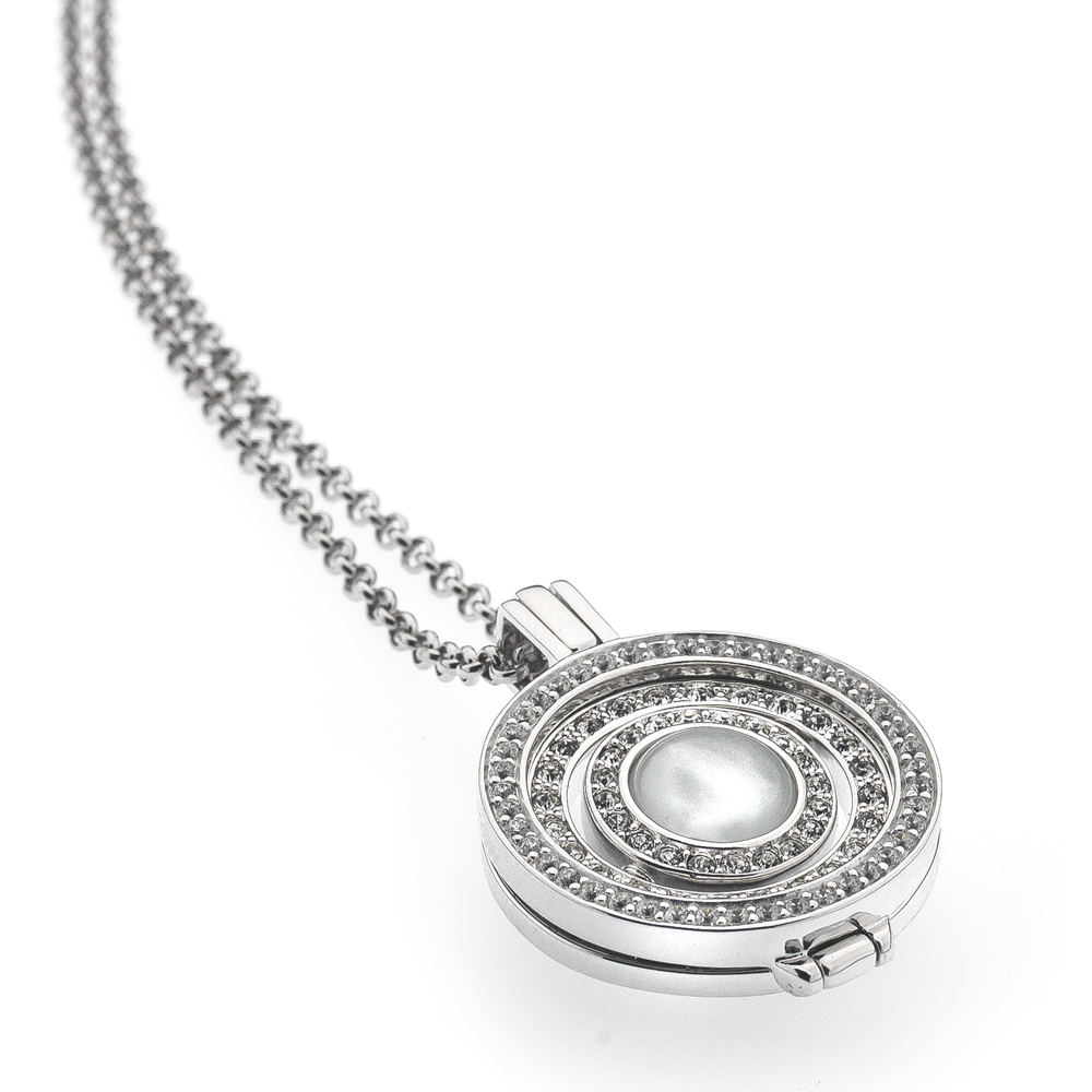 Støíbrný náhrdelník Hot Diamonds Emozioni DP487EC228CH025