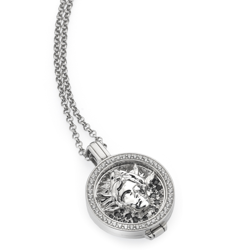 Støíbrný náhrdelník Hot Diamonds Emozioni DP487EC230CH025