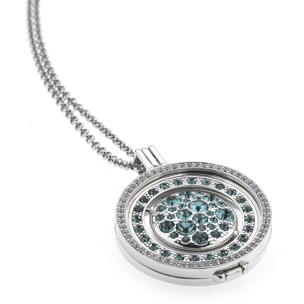Støíbrný náhrdelník Hot Diamonds Emozioni DP486EC244CH025