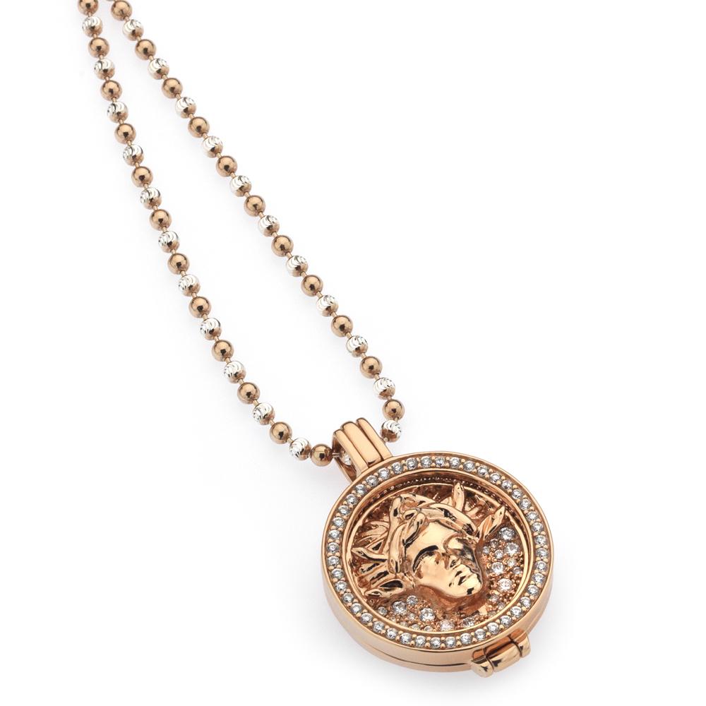 Støíbrný náhrdelník Hot Diamonds Emozioni DP556EC233CH019