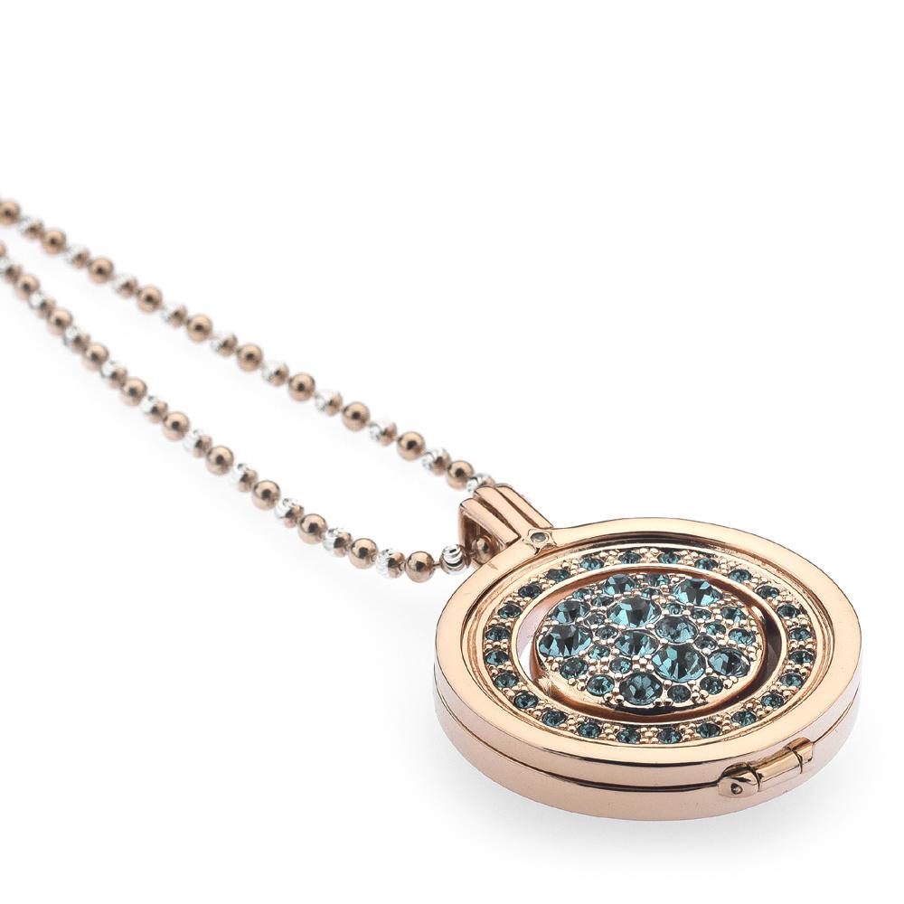 Støíbrný náhrdelník Hot Diamonds Emozioni DP557EC243CH019