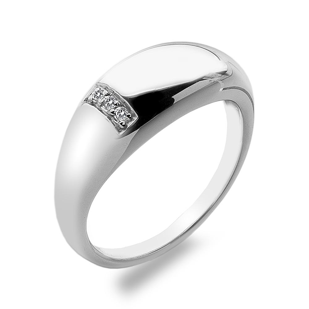 Støíbrný prsten Hot Diamonds Belle