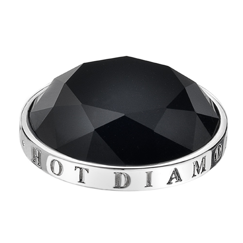 Pøívìsek Hot Diamonds Emozioni Midnight Coin