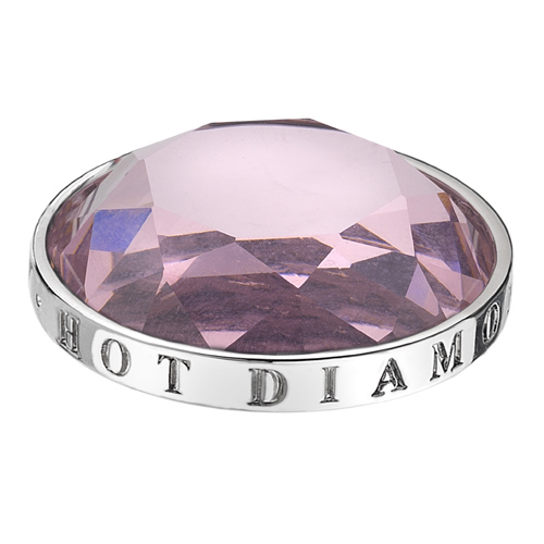 Pøívìsek Hot Diamonds Emozioni Rose Coin