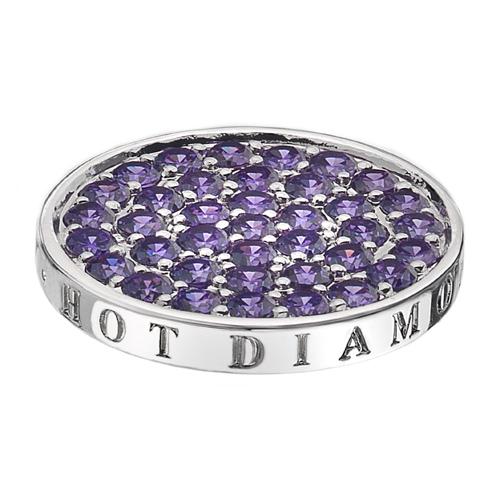 Pøívìsek Hot Diamonds Emozioni Sparkle Coin