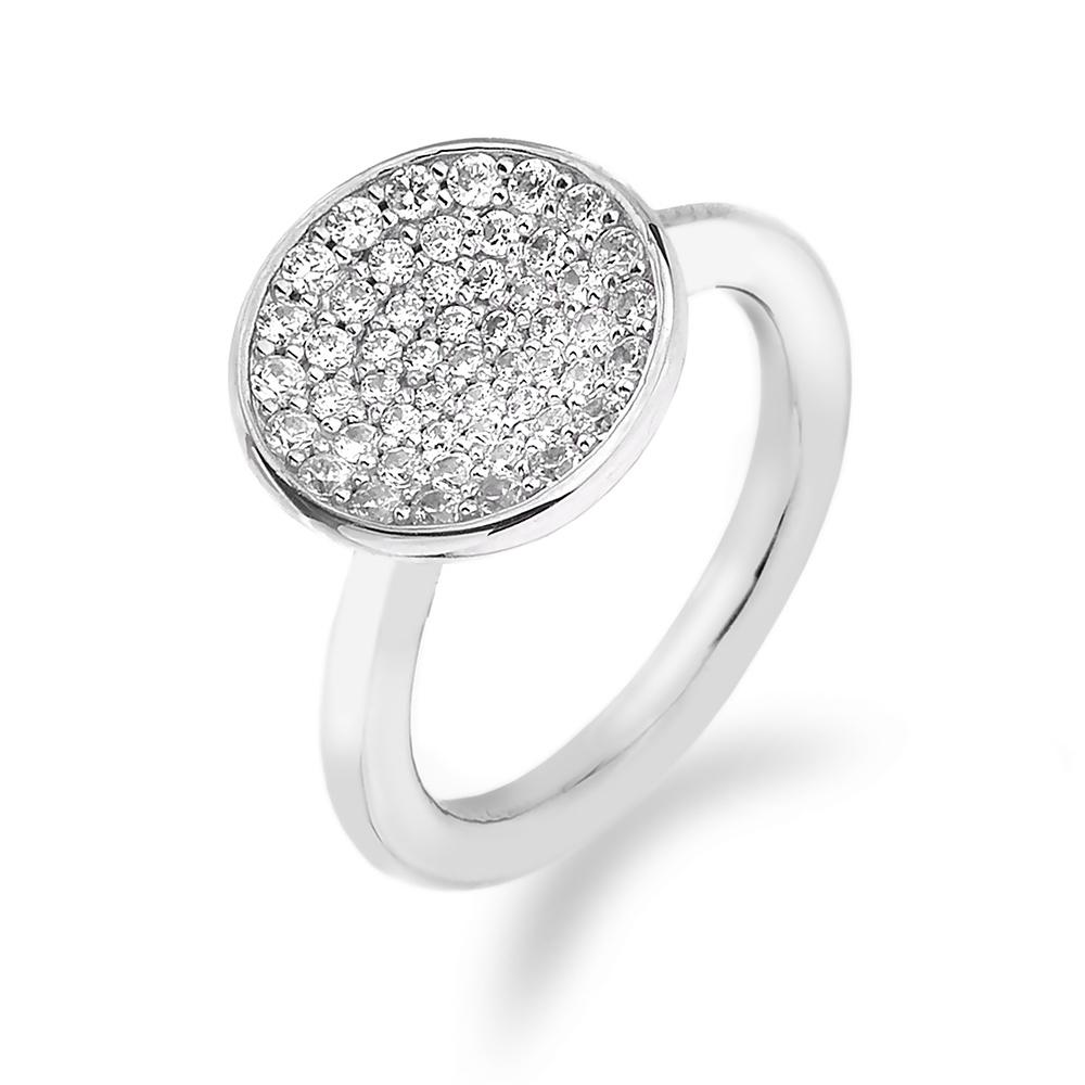 Stříbrný prsten Hot Diamonds Emozioni Scintilla