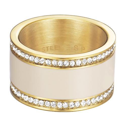 Prsten Esprit Classy Cream Gold