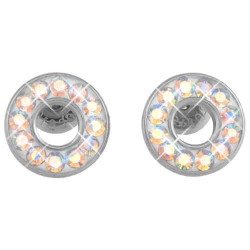 Náušnice s krystaly Swarovski ESSW21-CZAB