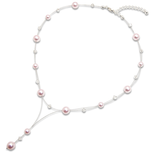 Náhrdelník s perlami Sunny Pearl Rosaline II