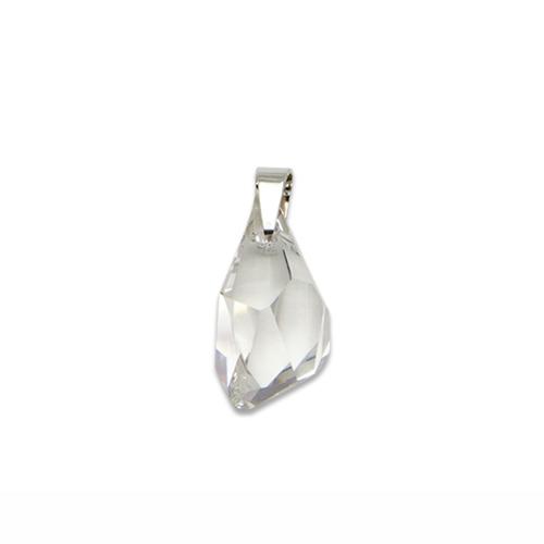 Stříbrný přívěsek s krystalem Swarovski Polygon Crystal