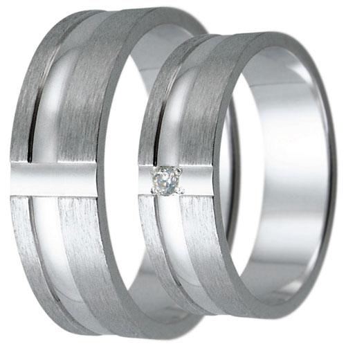 Snubní prsteny kolekce HARMONY7