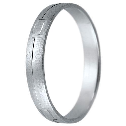 Snubní prsteny kolekce K8