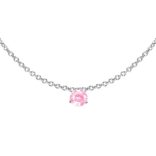 Přívěsek s krystaly Swarovski NSSW01-ROSE
