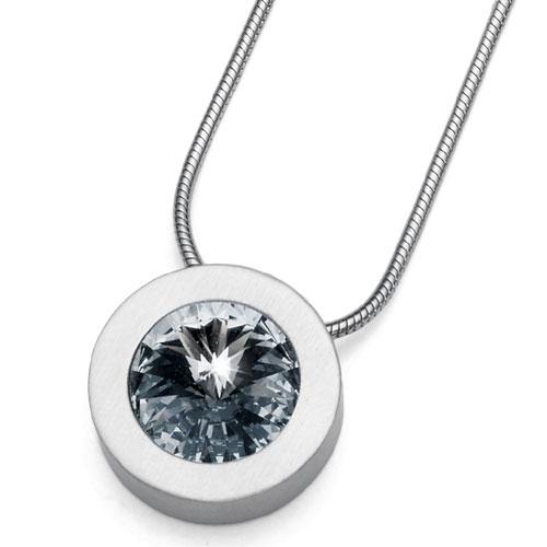 Přívěsek s krystaly Swarovski Oliver Weber Phrase 0638-215