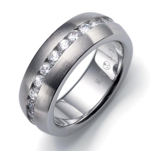 Prsten s krystaly Swarovski Oliver Weber Line 0813-001