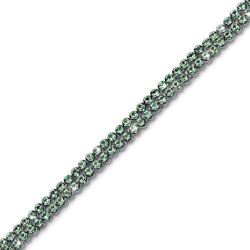 Náramek s krystaly Swarovski Oliver Weber Treasure Erinite