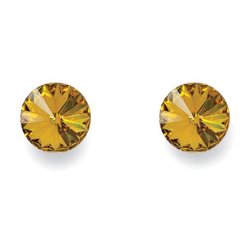 Náušnice s krystaly Swarovski Oliver Weber Crystals 21003-292