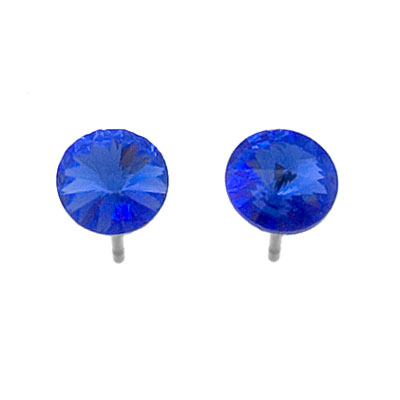 Náušnice s krystaly Swarovski Oliver Weber 21022-206