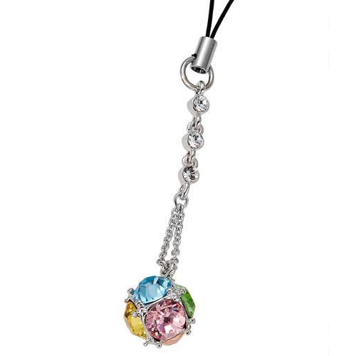 Přívěsek na mobil s krystaly Swarovski Oliver Weber Color 6241
