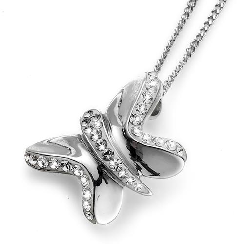 Stříbrný přívěsek s krystaly Swarovski Oliver Weber Volo 7309
