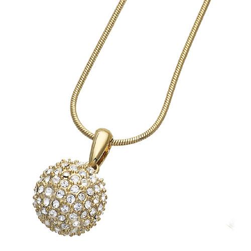 Přívěsek s krystaly Swarovski Oliver Weber Sphere 11128G