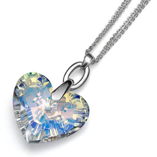 Přívěsek s krystaly Swarovski Oliver Weber Eternal Crystal AB