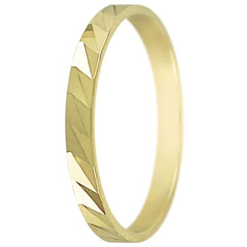 Snubní prsteny kolekce P6/F