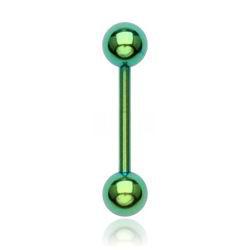 Titanový piercing do jazyka PJ01133