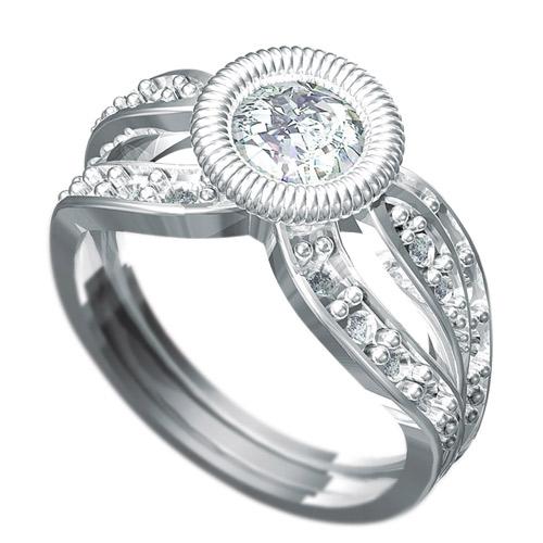 zásnubní prsten dianka 815 piercing sperky cz