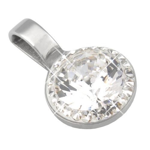 Přívěsek s krystaly Swarovski PSSW07