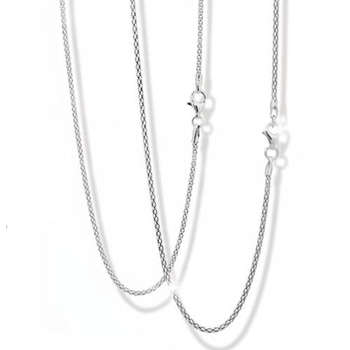 Stříbrný řetízek SS01