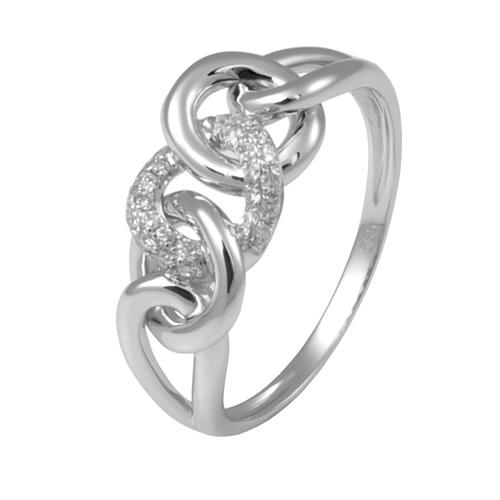 Zlatý prsten AVRO Diamonds RGDIA108