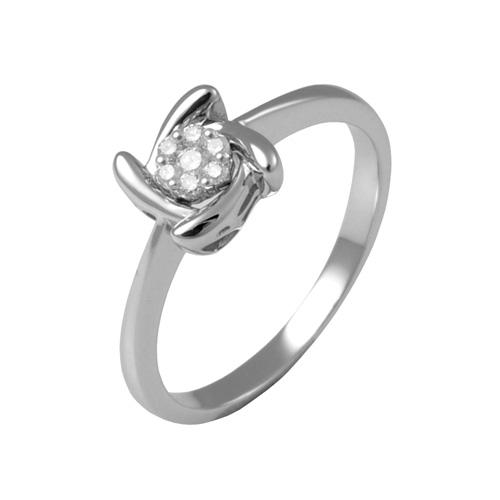 Zlatý prsten AVRO Diamonds RGDIA109