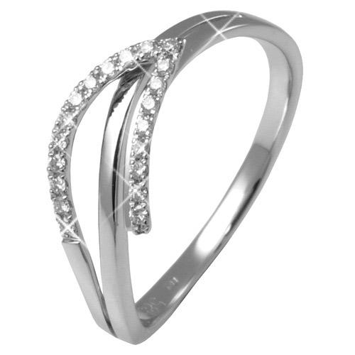 Zlatý prsten AVRO Diamonds RGDIA113