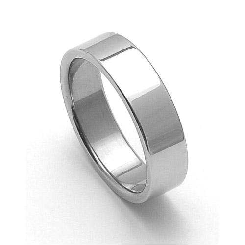 Dámský ocelový snubní prsten RZ06000