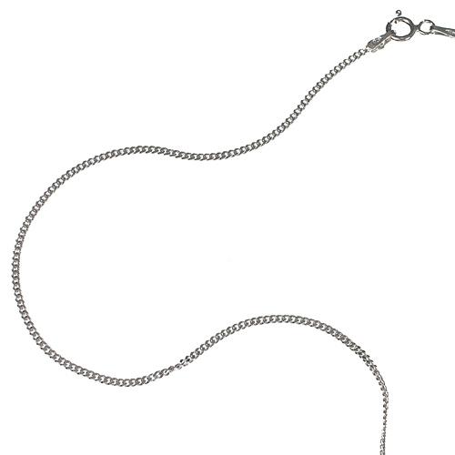Stříbrný řetízek Diamond C