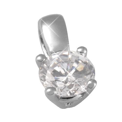 Stříbrný přívěsek Chiara Circle SAEZ1-N1