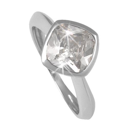 Stříbrný prsten Chiara Square SCDL0-R12