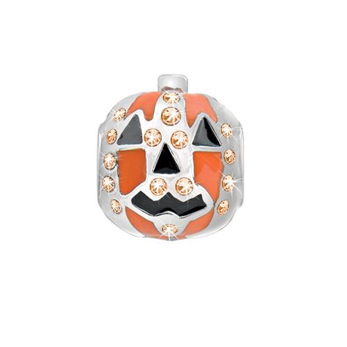 Přívěsek Morellato Drops Hallowen Pumpkin CZ123