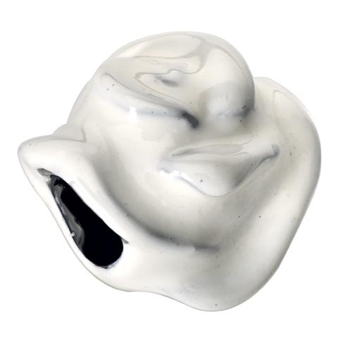 Přívěsek Morellato Drops White Rose CZB0