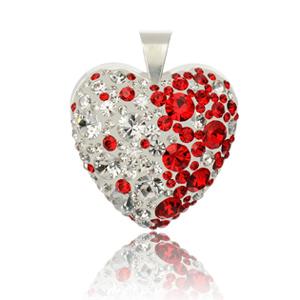 Swarovski srdce